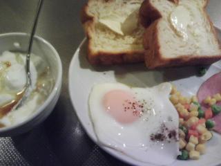 きょうの朝食/ デニッシュパン