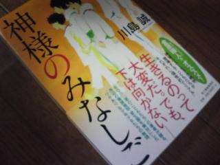 『神様のみなしご』(川島誠、角川春樹事務所 2012)