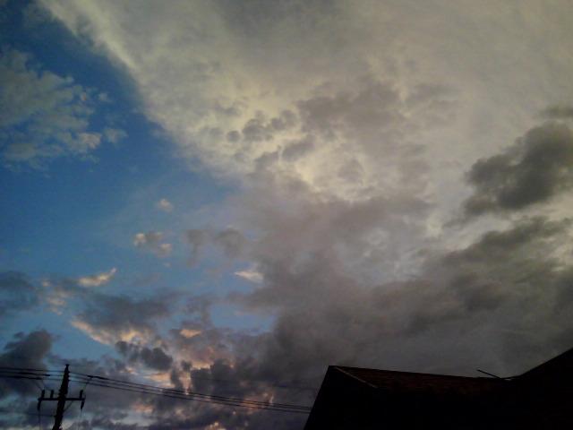 梅雨明けですね。